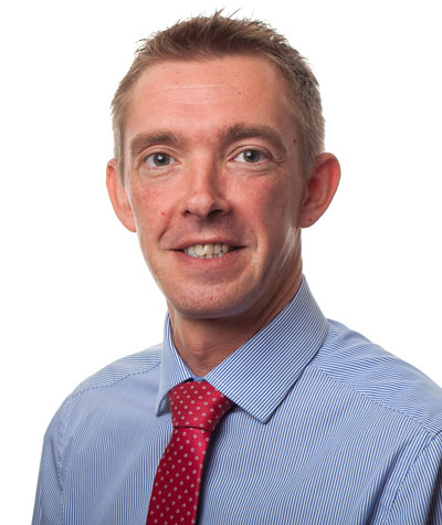 Graham Lyons - Head Of Sales