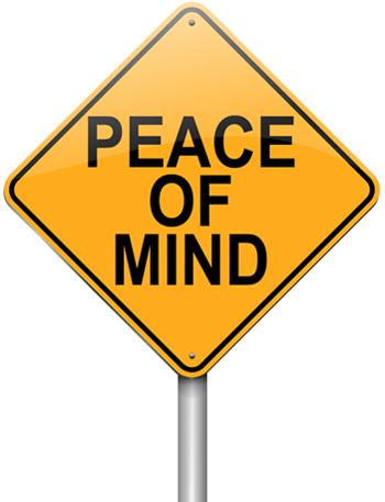 Peace Of Mind Warranty